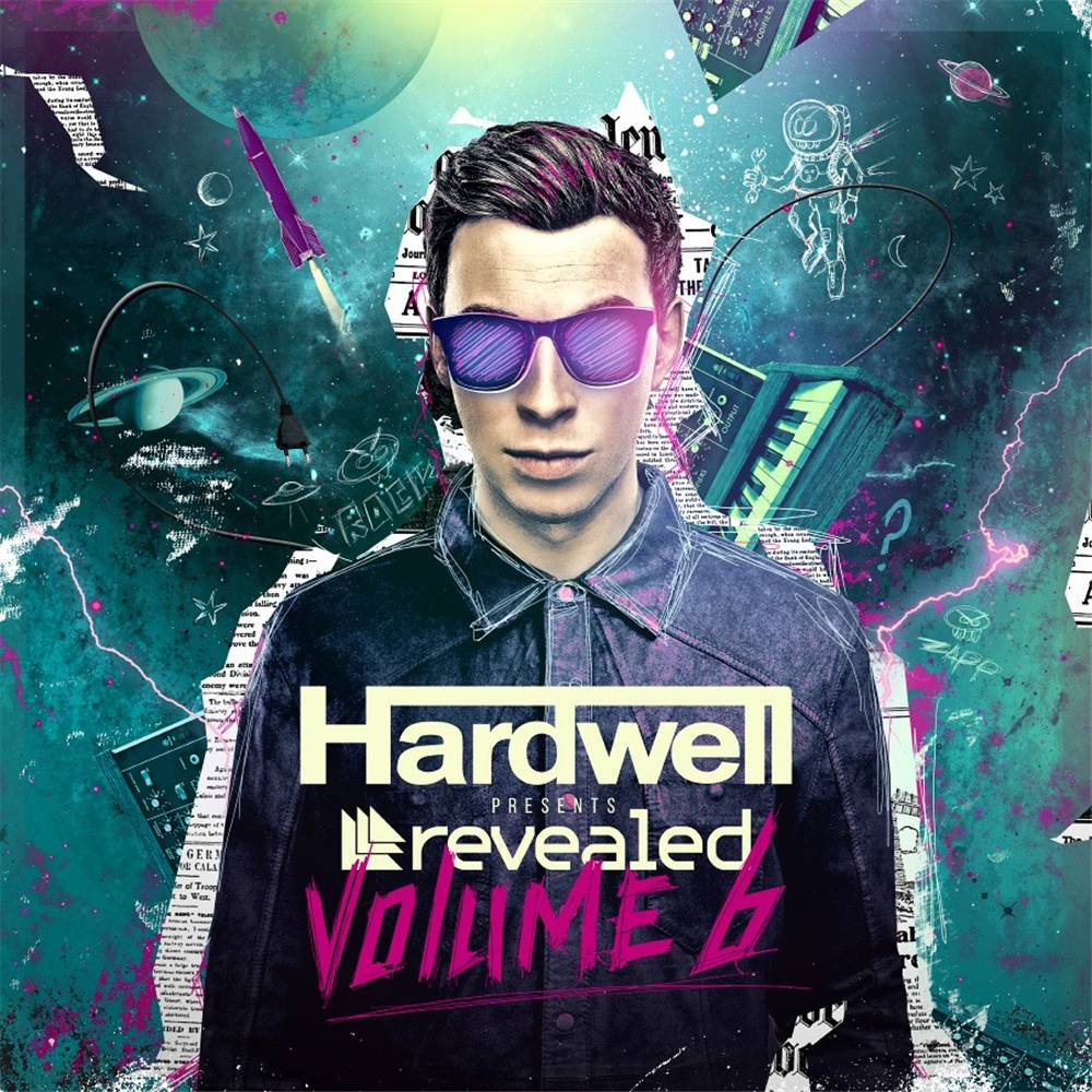 Hardwell - Revealed Volume 6