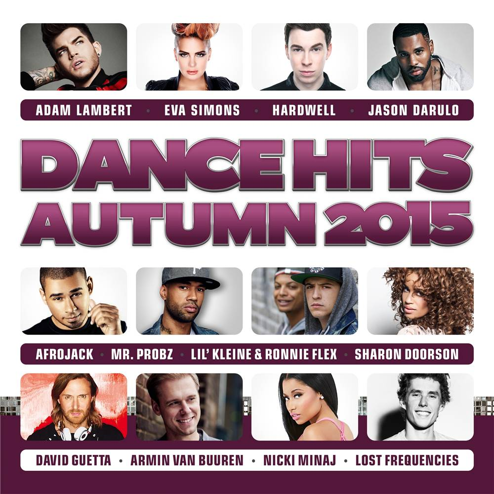 Dance Hits Autumn 2015