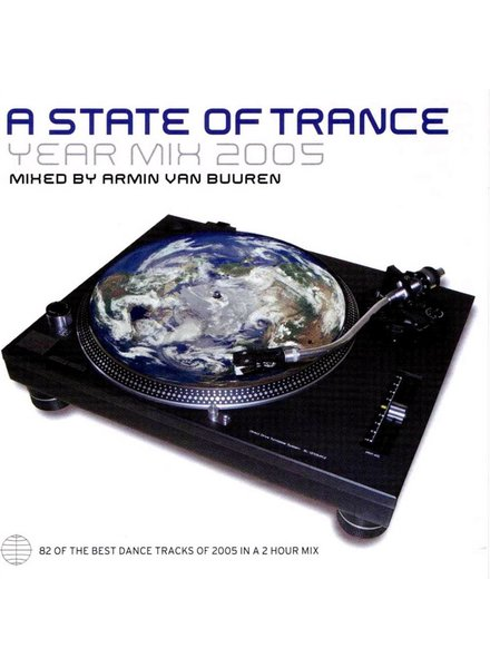 Armin van Buuren - A State Of Trance Year Mix '05