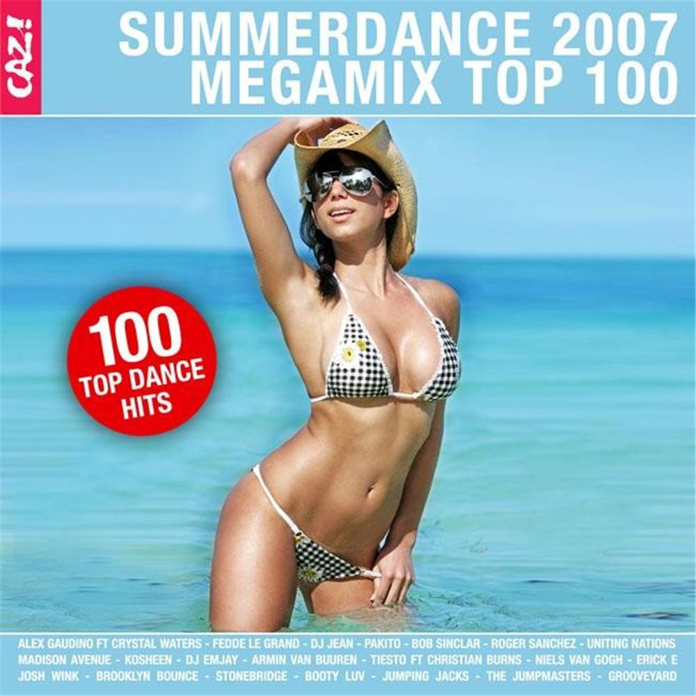 Summerdance Top 100 Mega Mix
