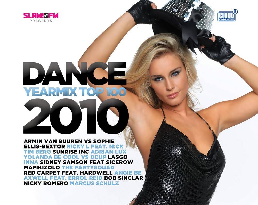 Dance Yearmix 2010 Top 100