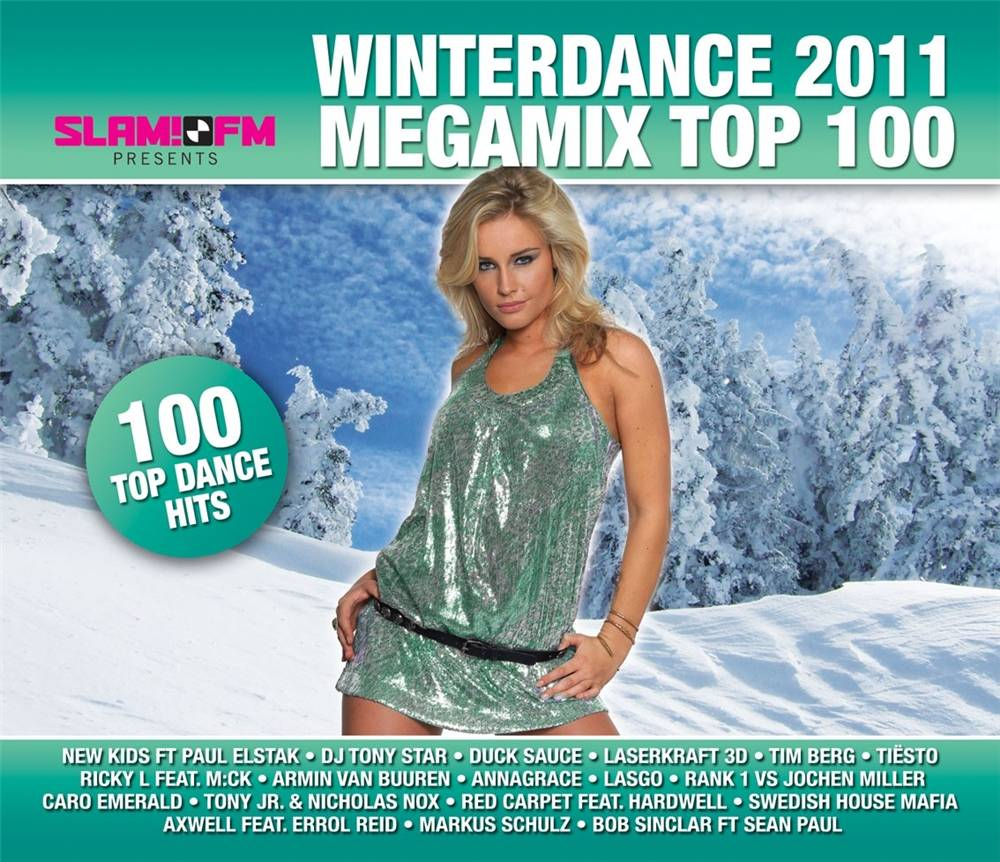 Winterdance Megamix Top 100