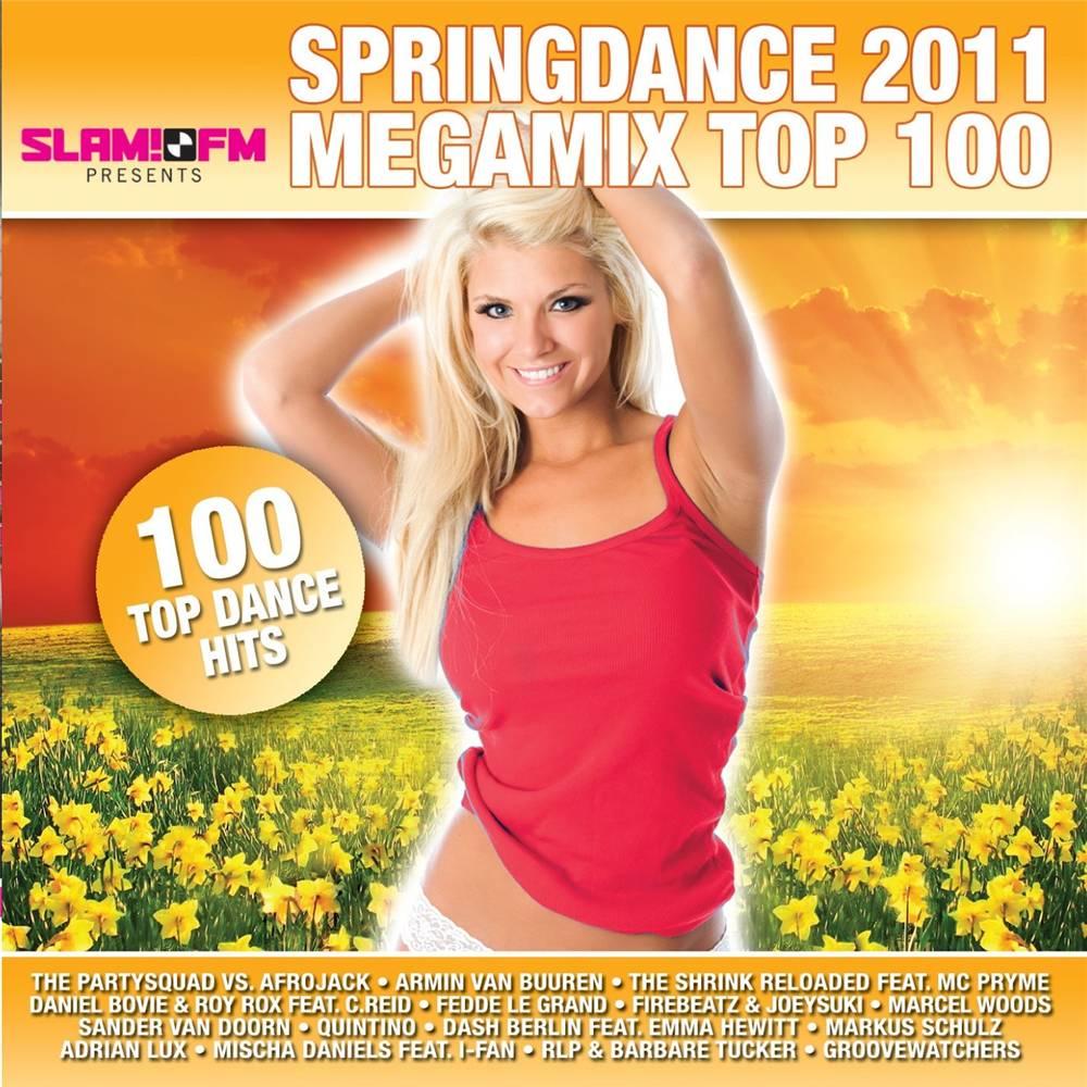 Springdance Megamix Top 100
