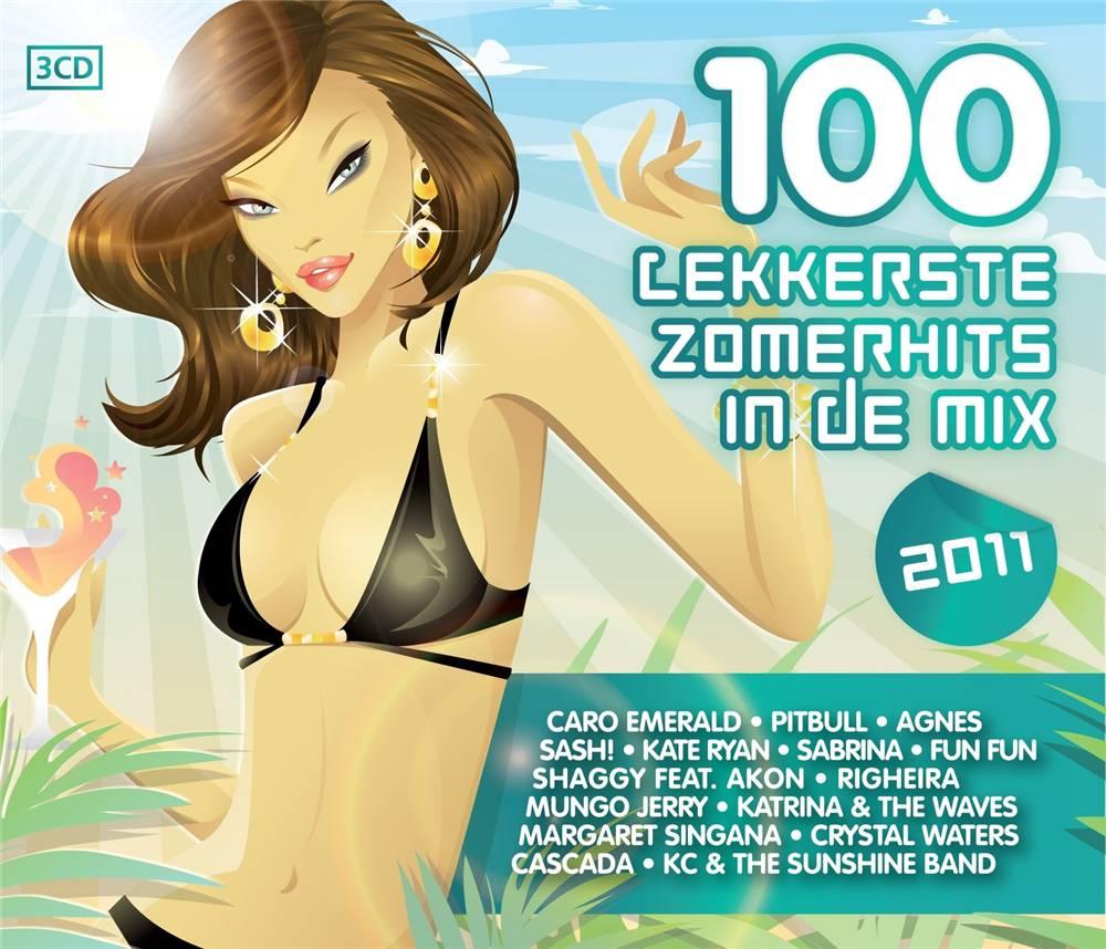 100 Lekkerste Zomerhits