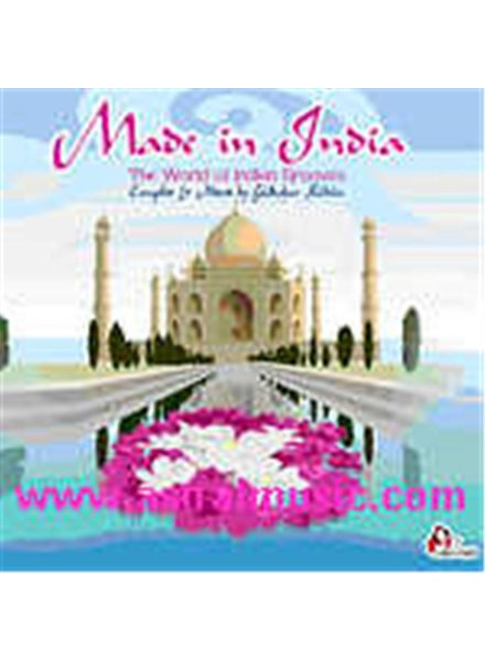 Various: Made In India - The World Of Indian Grooves