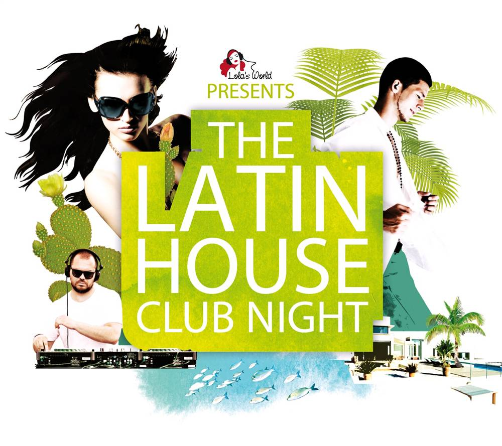 The Latin House Club Night