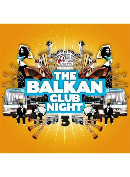 The Balkan Club Night 3