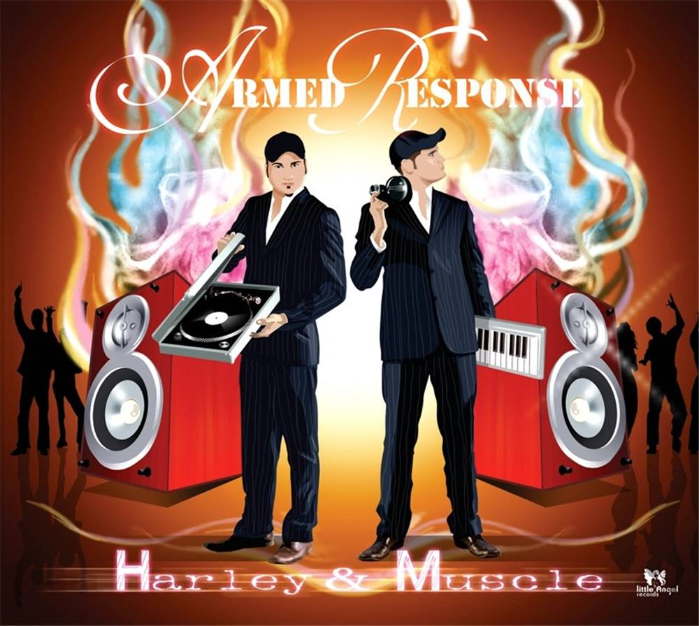 Harley & Muscle - Armed Response
