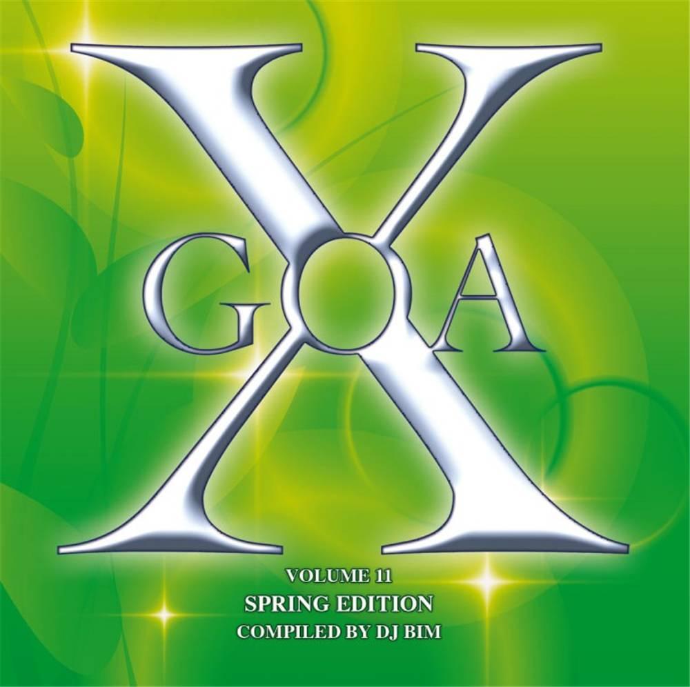 Goa X - Vol. 11
