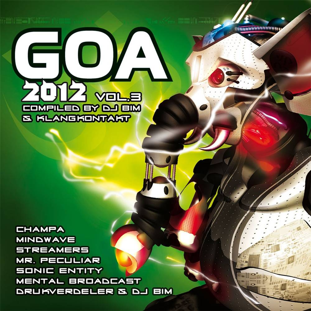 Goa 2012 - Vol. 3