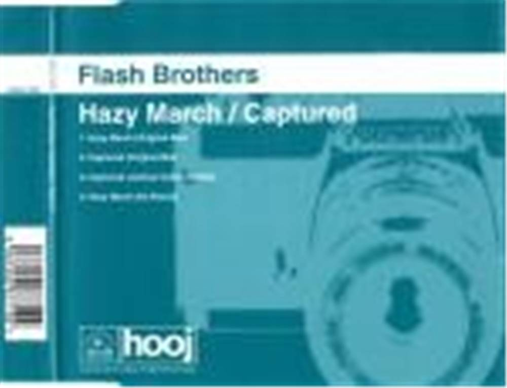 Flash Brothers - Hazy March / Captured