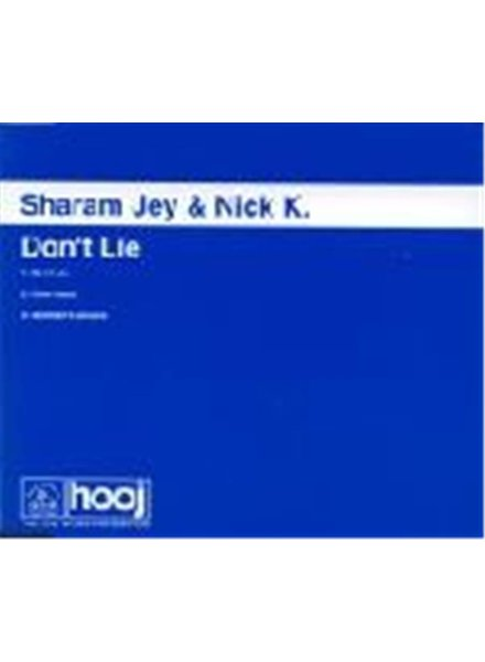 Sharam Jey & Nick K - Dont Lie