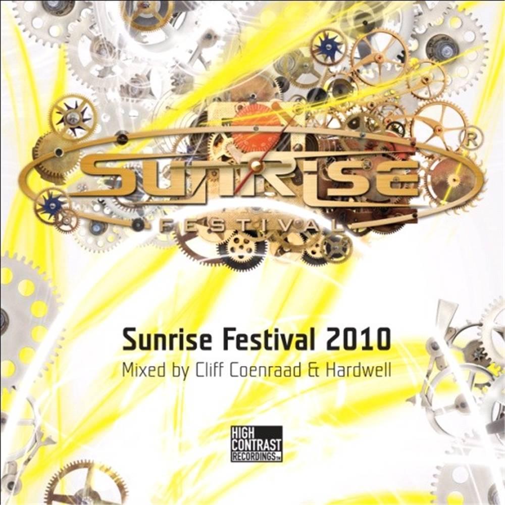 Cliff Coenraad & Hardwell - Sunrise Festival 2010