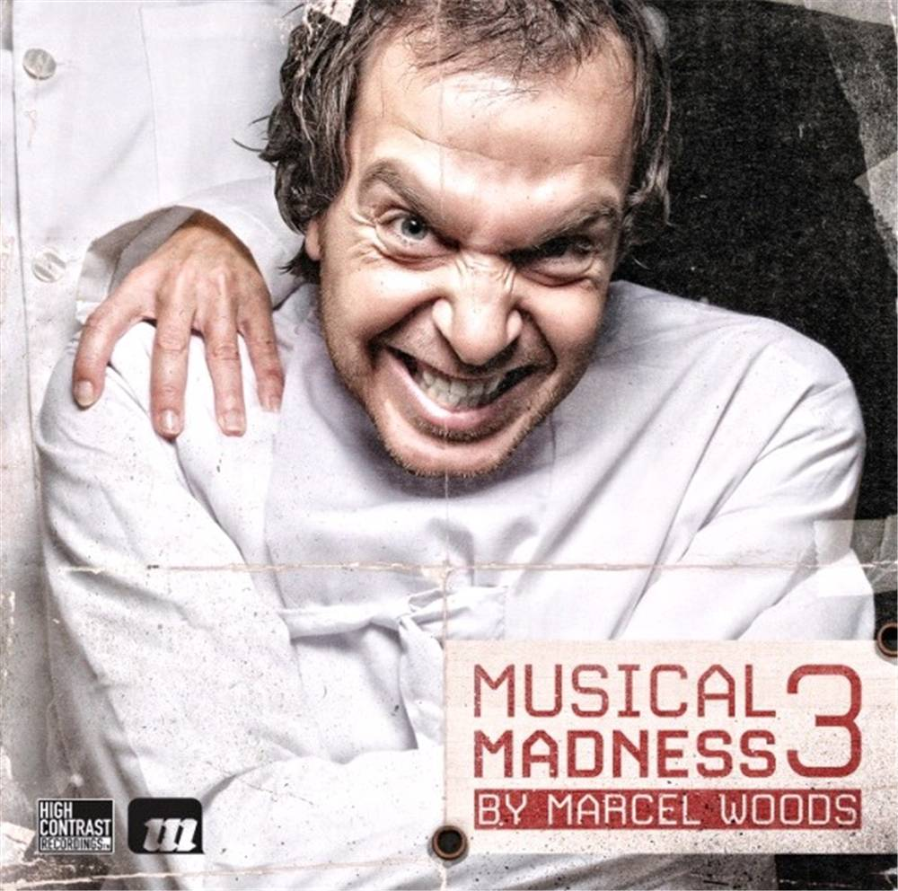Marcel Woods - Musical Madness 3