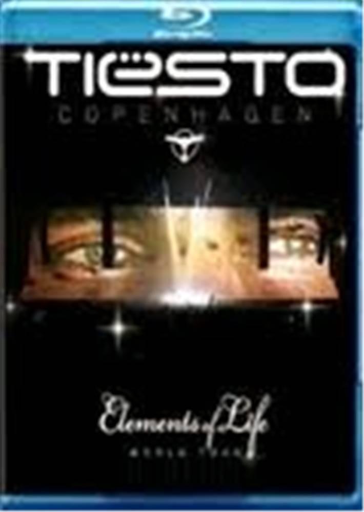 Tiesto - Copenhagen - Elements Of Life