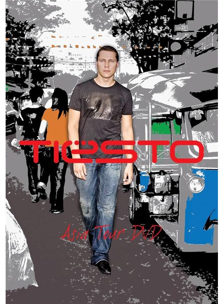 Tiesto - Asia Tour (PAL Format)