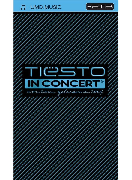 Tiesto - In Concert 2004 For Psp Only