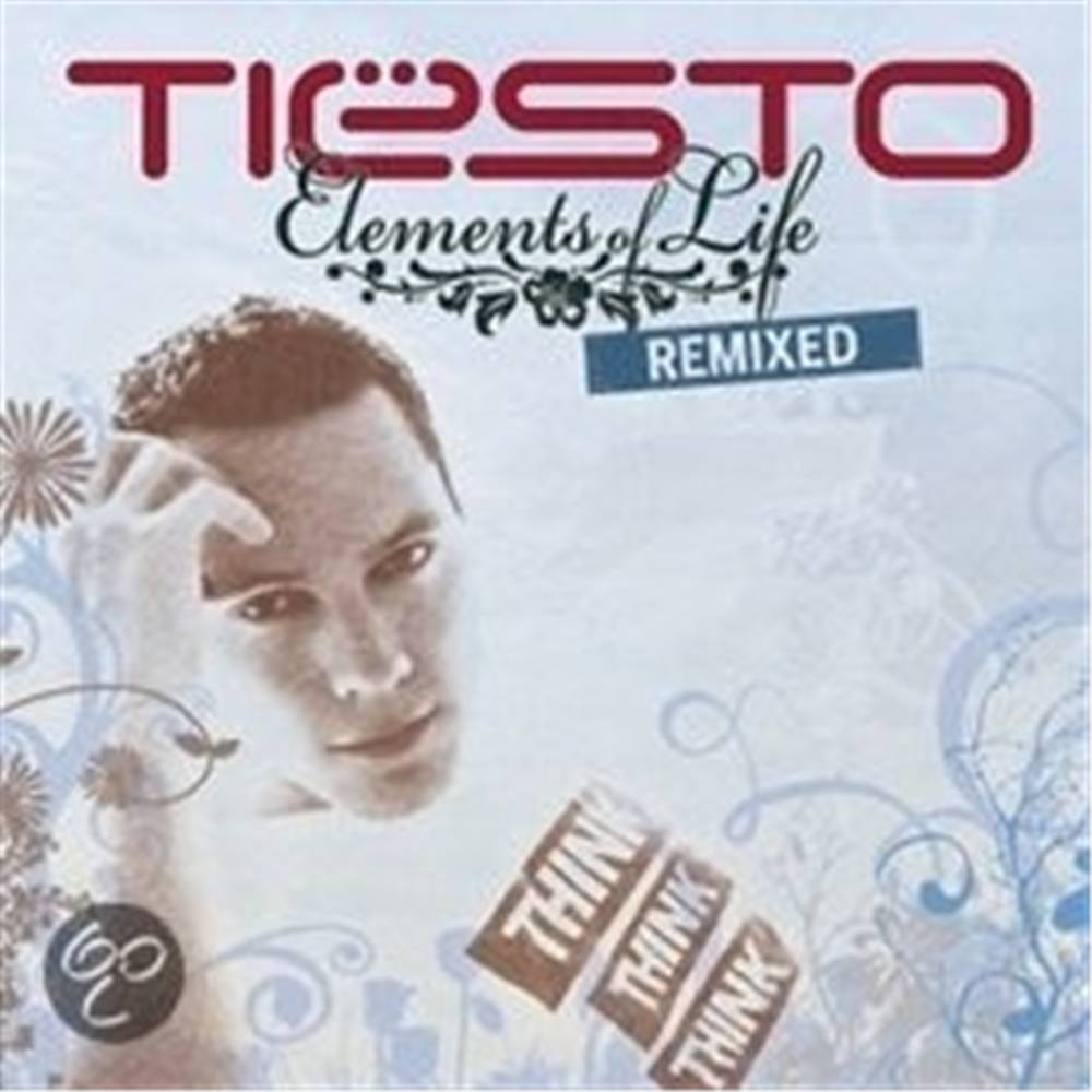 Tiesto - Elements Of Life Remixed