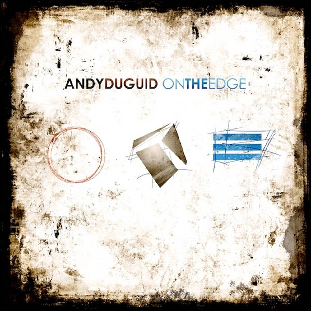 Andy Duguid - On The Edge - Signed Copy