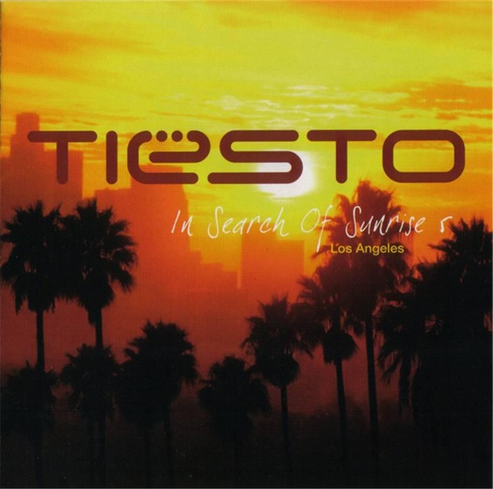 Tiesto - In Search Of Sunrise 5
