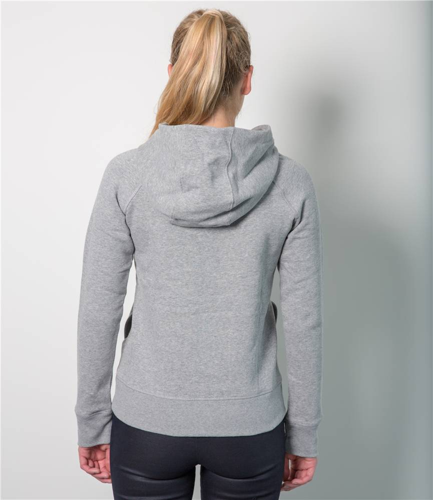 Who's Afraid Of 138?! - Grey Hoodie - Women