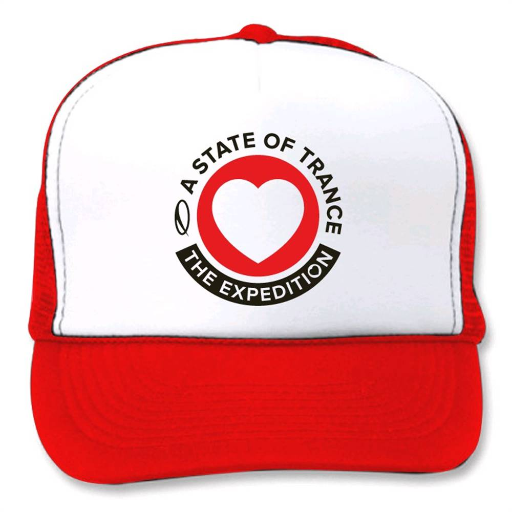 A State Of Trance A State Of Trance 600 - Red Cap