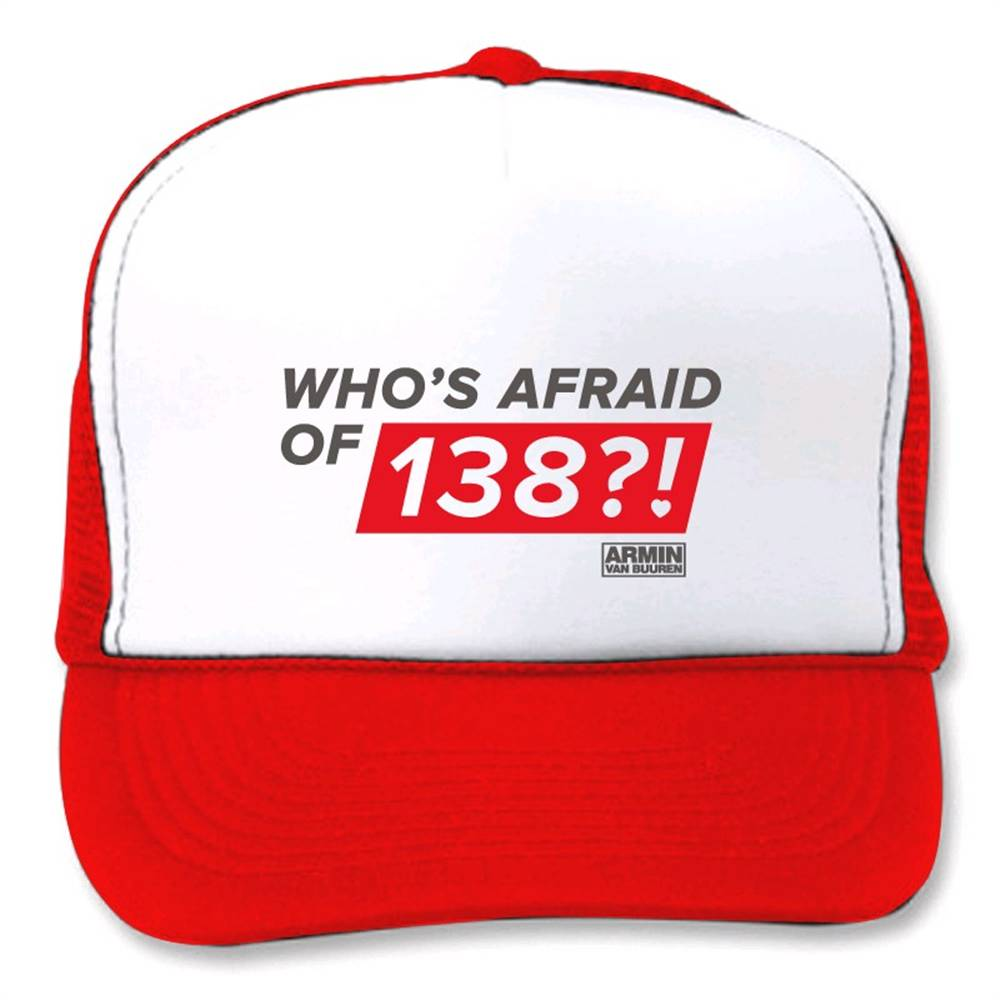 Who's Afraid Of 138?! - Red Cap