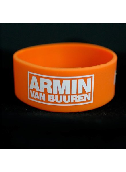 A State Of Trance A State Of Trance - Orange Wristband