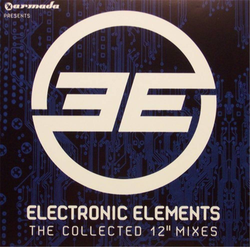 """Electronic Elements - The Collected 12"""" Mixes 1"""