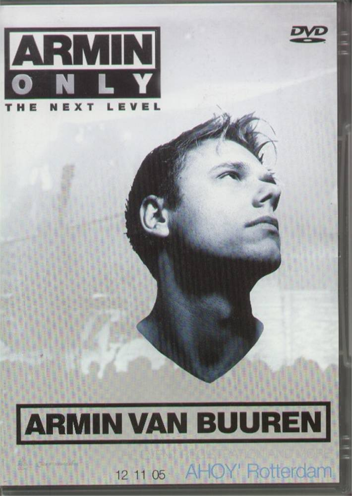 Armada Music Armin van Buuren - Armin Only: The Next Level