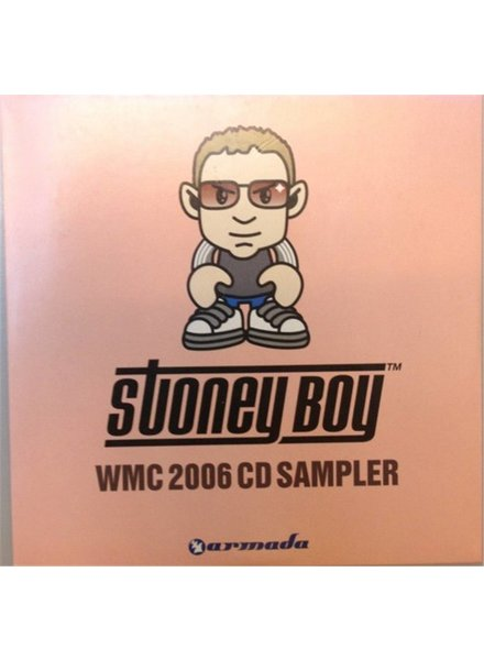 Armada Music Stoney Boy - WMC 2006 CD Sampler