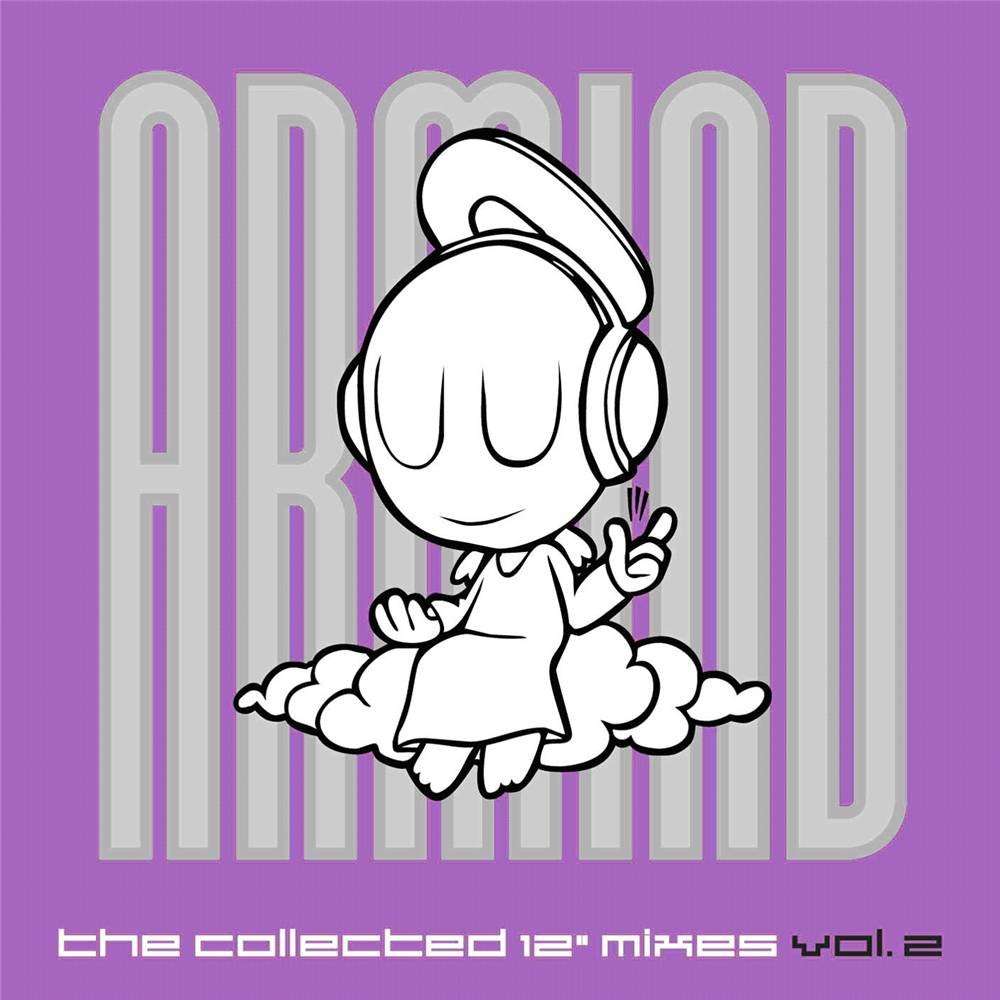 """Armind - The Collected 12"""" Mixes 2"""
