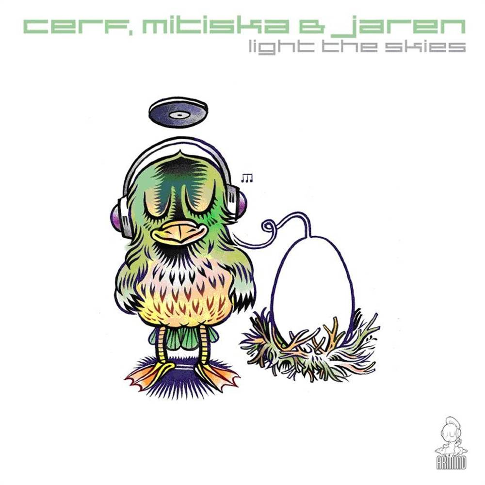Armada Music Cerf, Mitiska & Jaren - Light The Skies