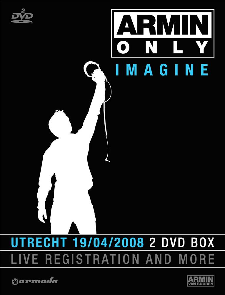 Armada Music Armin van Buuren - Imagine (2DVD box)