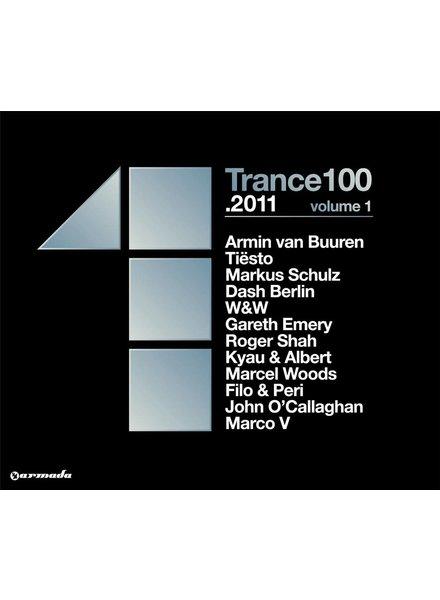 Trance 100  Trance 100 - 2011, Vol. 1