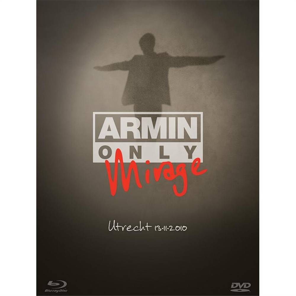 Armada Music Armin van Buuren - Armin Only - Mirage (Blu-Ray DVD)