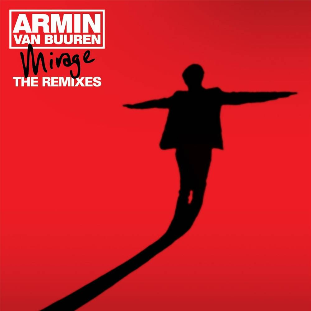 Armada Music Armin van Buuren - Mirage (The Remixes)