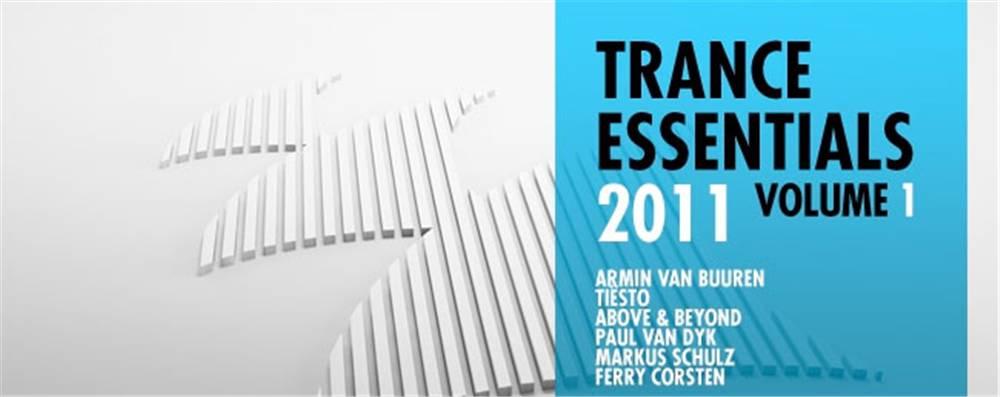 Armada Music Armada presents - Trance Essentials 2011, Vol.1
