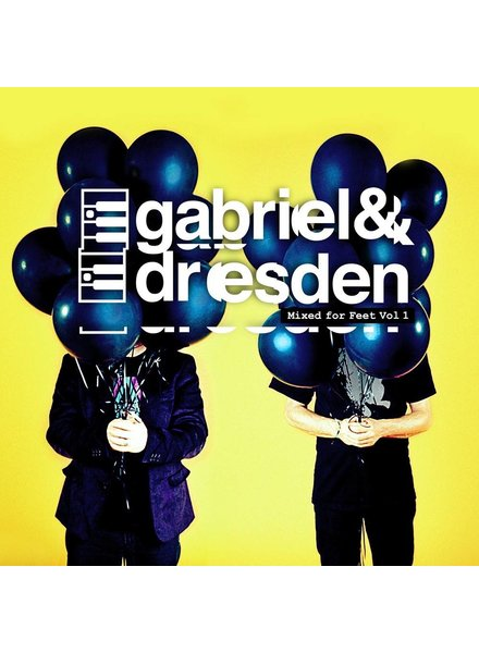 Armada Music Gabriel & Dresden - Mixed For Feet, Vol. 1