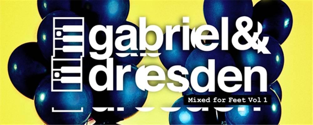 Armada Music Gabriel & Dresden - Mixed For Feet, Vol. 1
