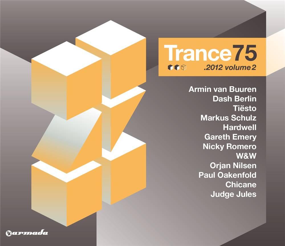 Trance 100  Trance 75 - 2012, Vol. 2