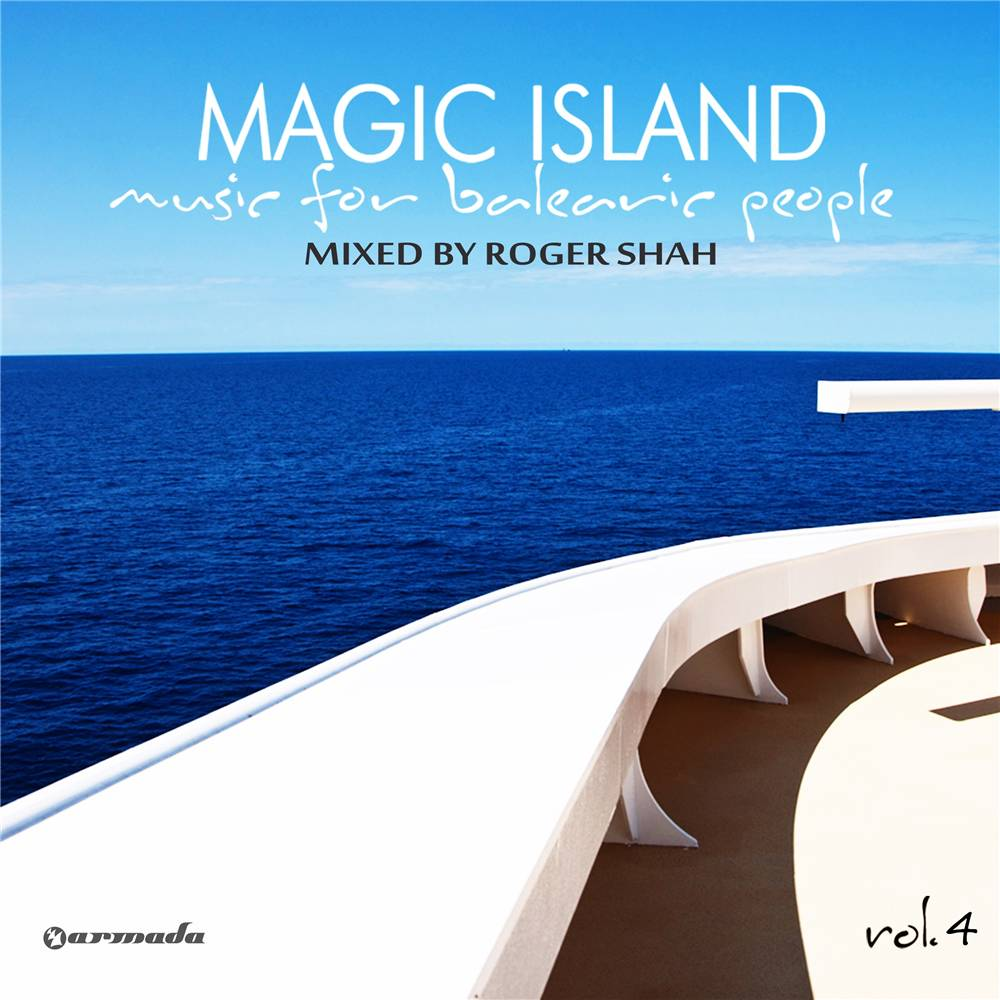 Armada Music Roger Shah - Magic Island, Vol. 4 (Signed)