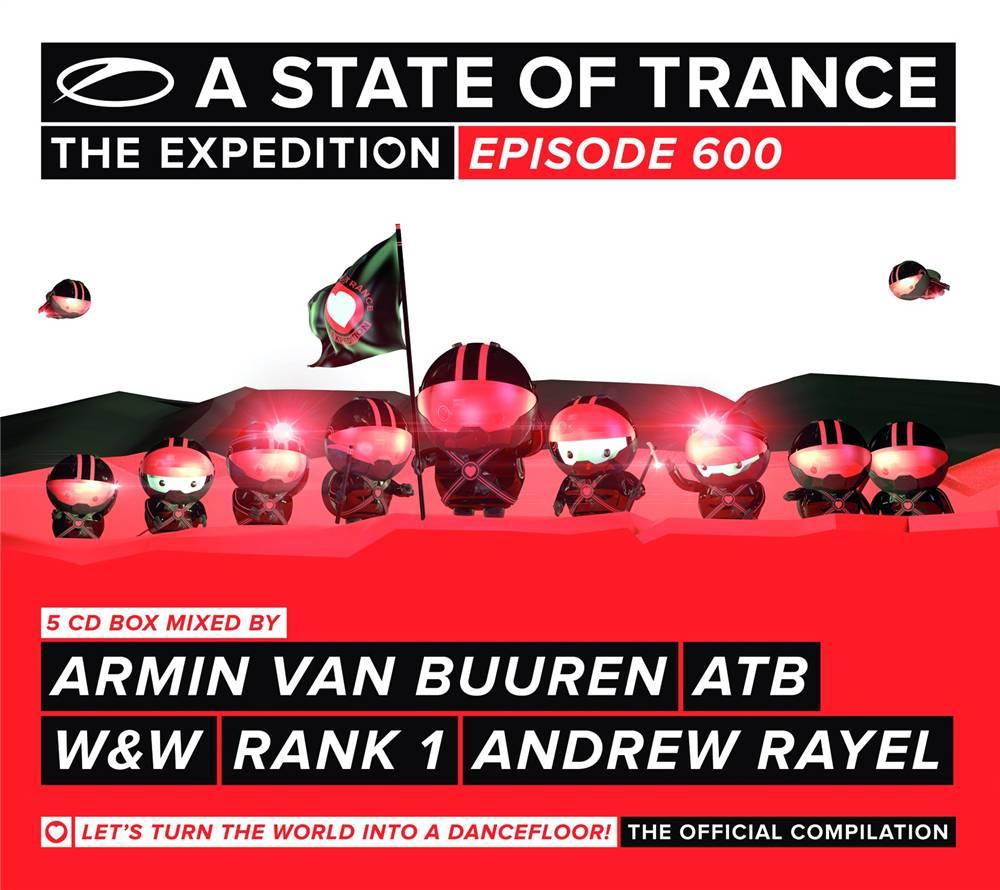 Armada Music Armin van Buuren & Friends - A State Of Trance 600
