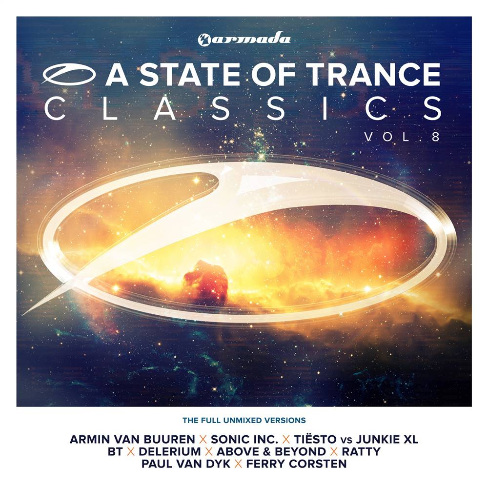 A State Of Trance Armin van Buuren - A State Of Trance Classics, Vol  8