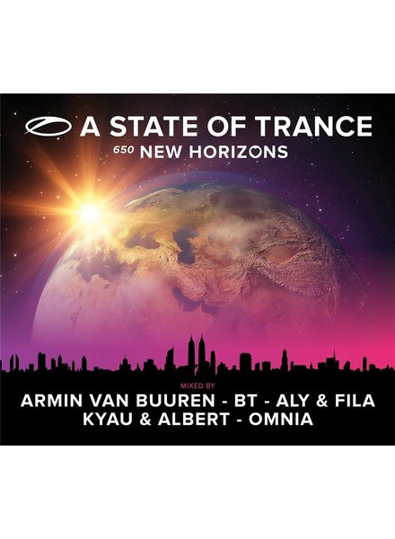 A State Of Trance Armin van Buuren & Friends - A State Of Trance 650