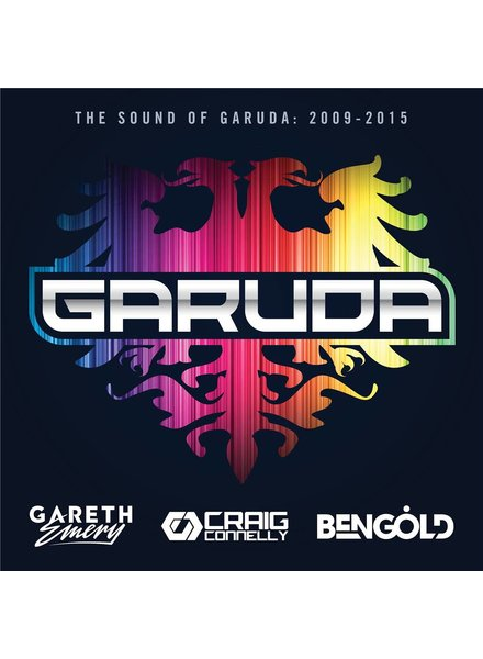 Garuda The Sound Of Garuda: 2009-2015