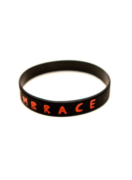 Armin van Buuren Armin van Buuren - Black & Red Embrace Wristband