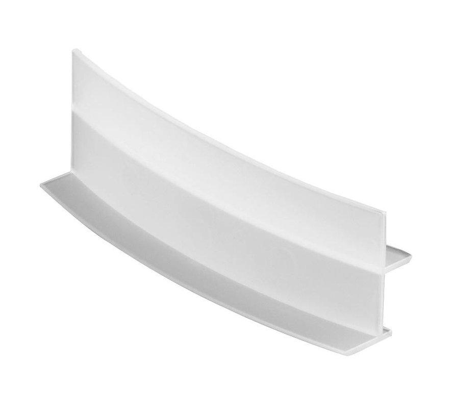 Vakverdeler voor folderhouder Vicia 6-vaks