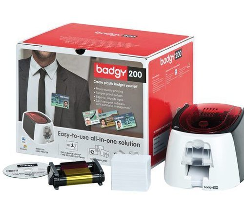 Kaartprinter Badgy 200 set
