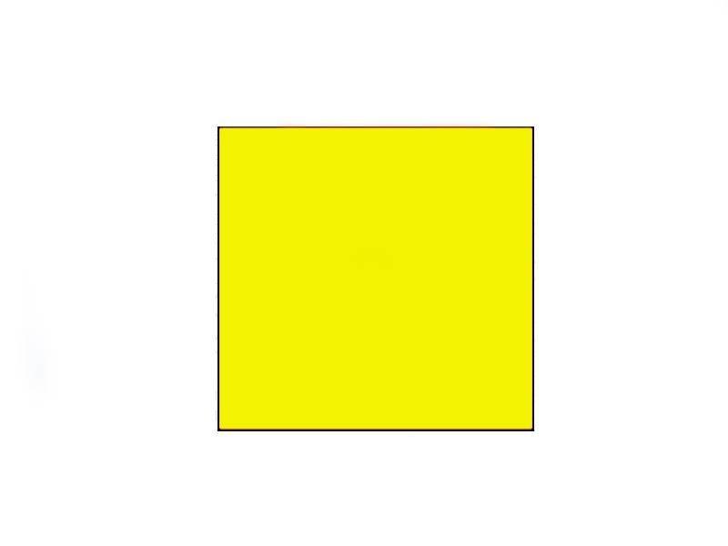 BLITZ Prijsetiketten 29x28 fluor geel - 1 ds à 30 rol